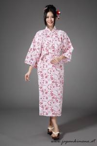 Gefütterter Damen Yukata 4853