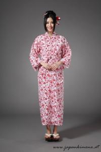 Gefütterter Damen Yukata 4855