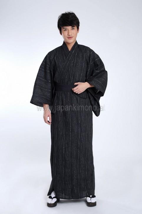 Kuro Kimono 3612
