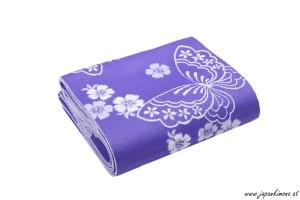Damen Obi Gürtel - Violett 4701