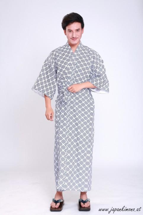 Gefütterter Herren Yukata  3806