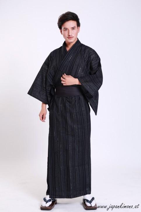 Kuro Kimono 3647