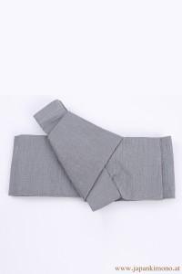 Herren Obi mit fertigen Knoten 370044- grau