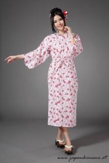 Gefütterter Damen Yukata 4851