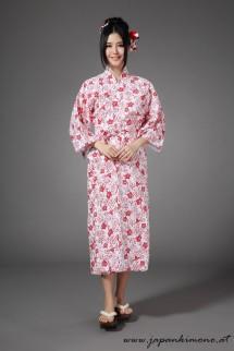 Gefütterter Damen Yukata 4854