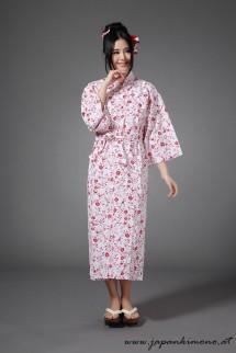Gefütterter Damen Yukata 4856