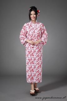 Gefütterter Damen Yukata 4857