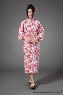 Gefütterter Damen Yukata 4858