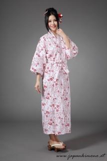 Gefütterter Damen Yukata 4859