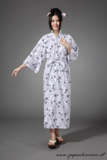 Gefütterter Damen Yukata 4860