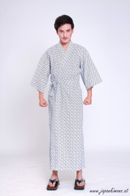 Gefütterter Herren Yukata  3817
