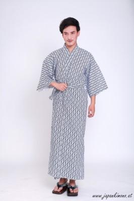 Gefütterter Herren Yukata  3821