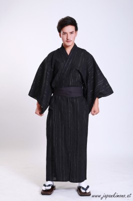 Kuro Kimono 3643