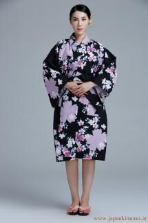 Kurzer Yukata für Damen  3809