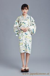 Kurzer Yukata für Damen 4866