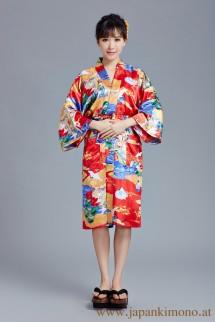Kurzer Yukata für Damen 4867